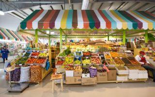 Презентация фермерских рядов Челябинского рынка «Караван»