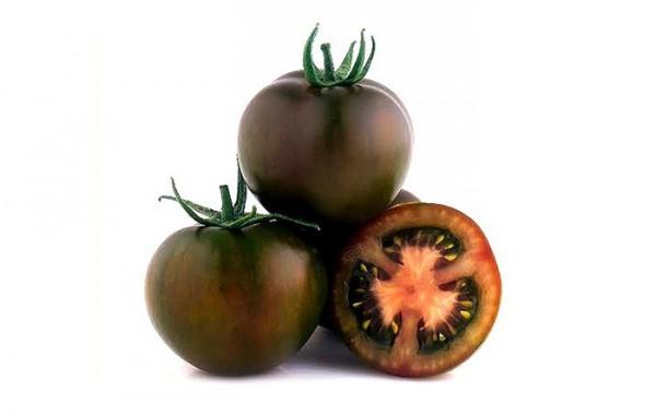 """Цвет томатов """"«Кумато»"""" необычен"""