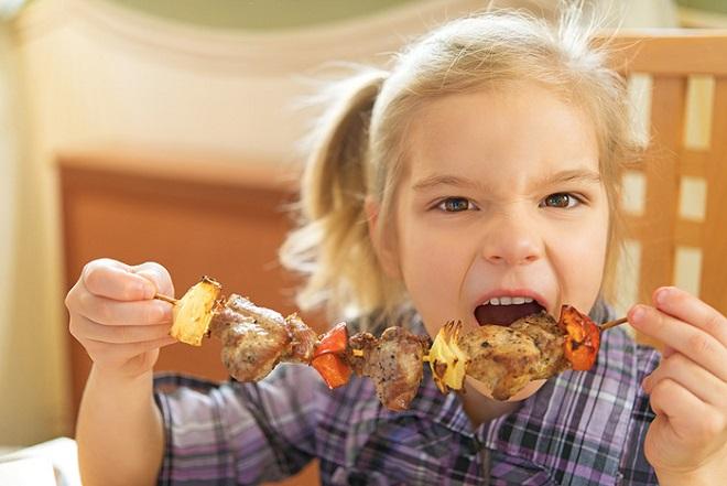 Дети также могут есть мясо нутрии