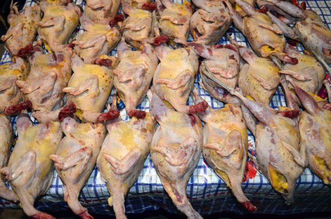 Вариантов реализации фазанов несколько