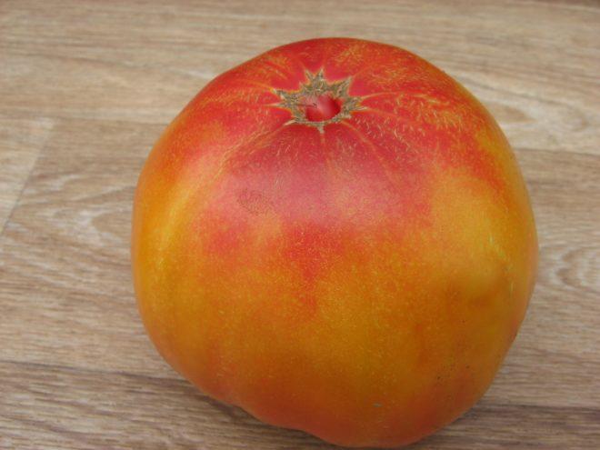 """Окрас томатов """"Загадка природы"""" необычен"""
