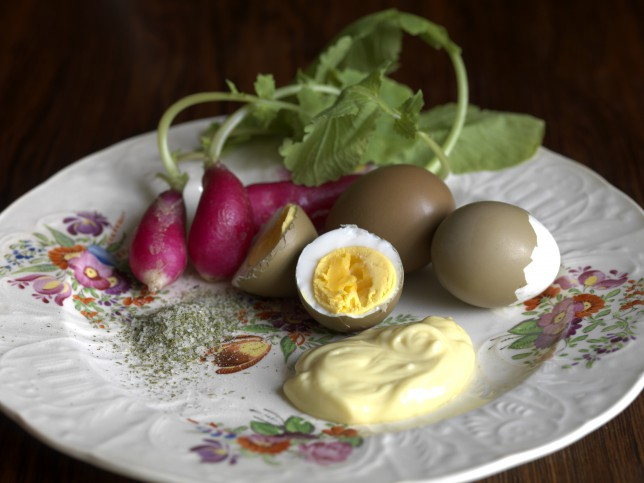 Есть можно только приготовленные яйца фазана