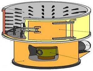 Чертеж перосъемной машины необходим для ее самостоятельного конструирования