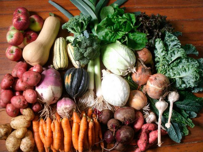 Сочные корма для кроликов зииой - корнеплоды