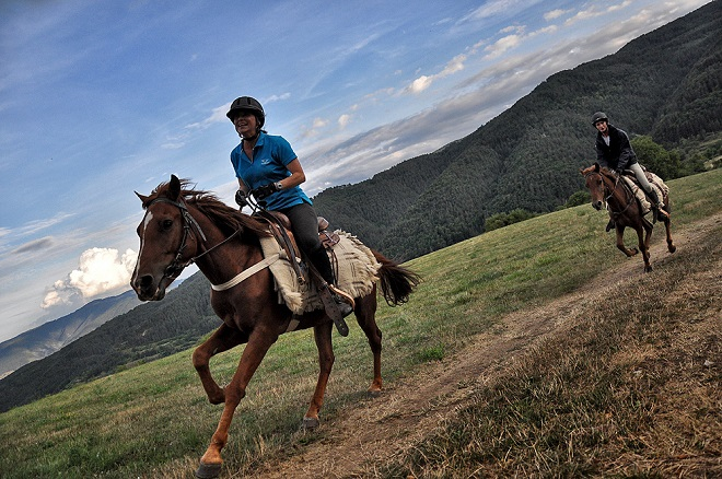 Езда на лошадях в наше время - это спорт и хобби
