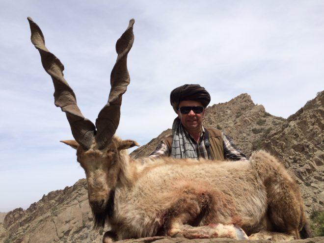 Охота на мархуров запрещена
