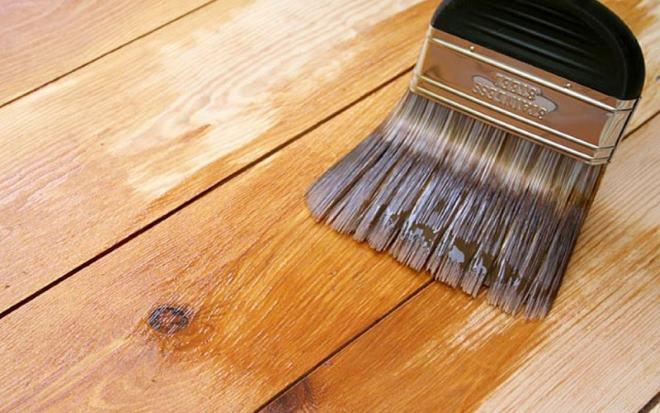 Обработка древесины позволит конструкции сохраниться
