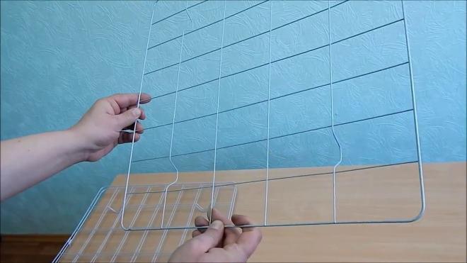 Можно сделать решетку самостоятельно, а можно использовать готовую